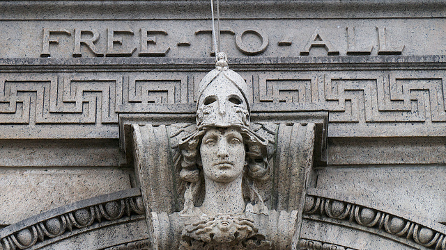 Boston-Public-Library_Free-to-All-inscription
