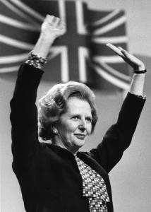 Margaret-Thatcher-addresses-the-Conservative-Party-Conference