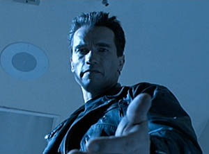 """Terminator: """"Come with me if you want to live"""""""