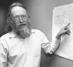 "Jon Postel, formulator of the ""Robustness Principle"" in RFC 761"