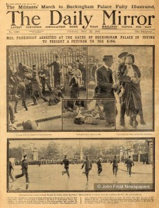 1914_Daily-Mirror_Militant-Suffragettes_Mrs-Pankhurst-arrested