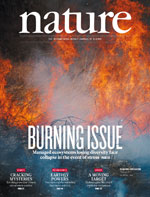 current issue of Nature, 07 Feb 2013