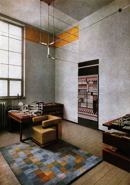 Gropius-office-at-Bauhaus