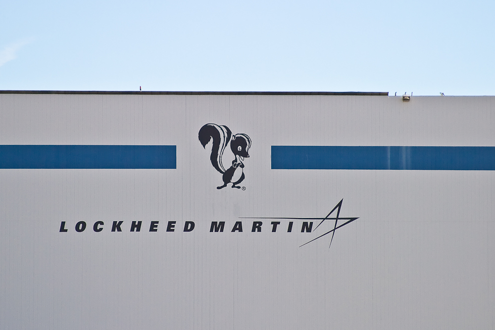Skunk Works (Lockheed Martin Advanced Development Programs), Palmdale, California