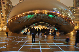 """Tron Gate"" (Chicago), by John Tolva."